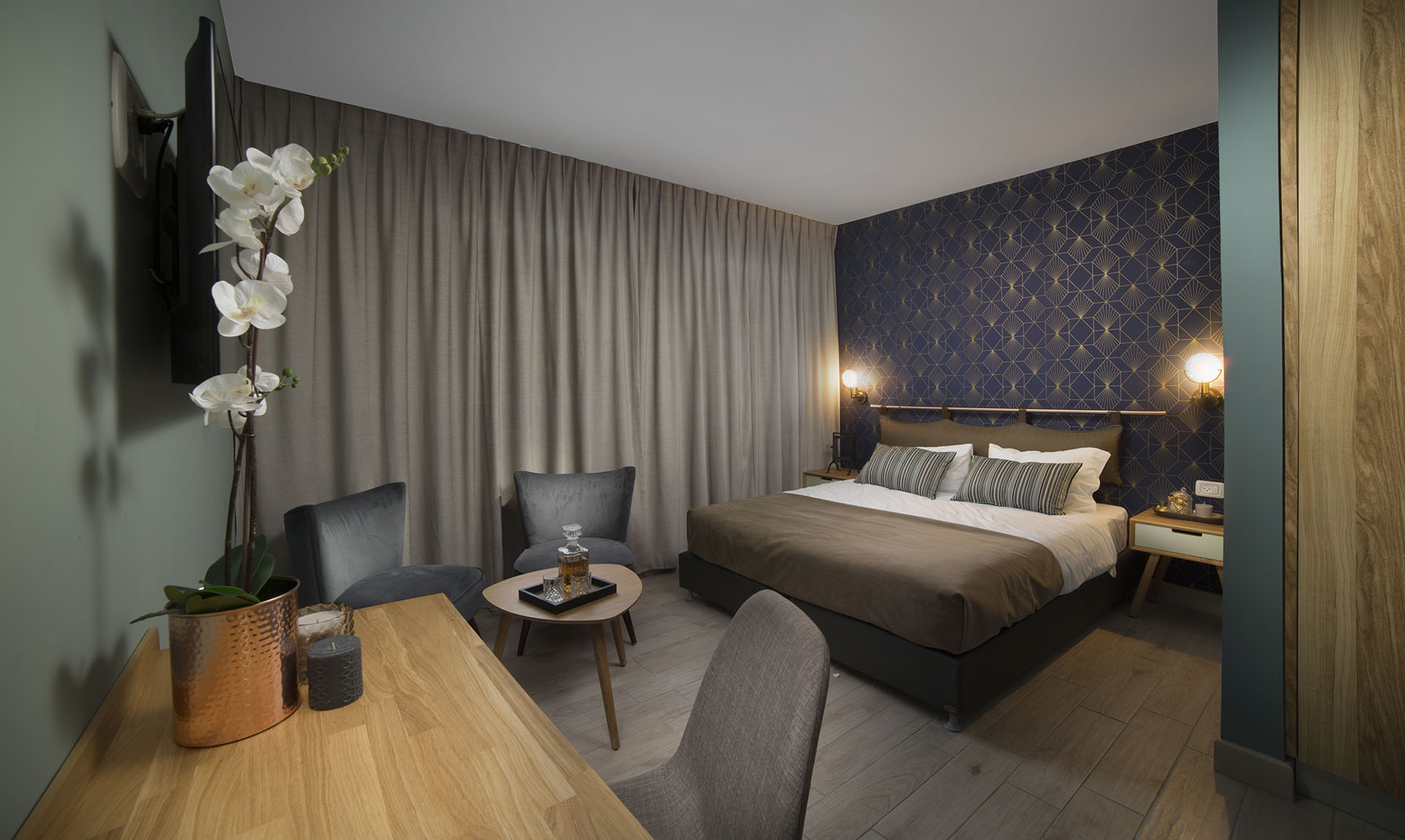 Standard Double Room-slider